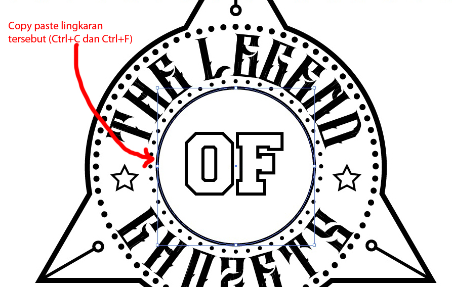 470 Foto Desain Logo Lingkaran Paling Keren Untuk Di Contoh